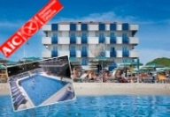 vacanze per celiaci All Inclusive con piscina & Open Bar