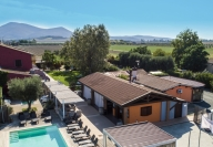 Country Resort Le due Ruote a Alberese