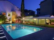 Hotel Adua & Regina di Saba a Montecatini Terme