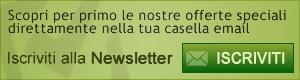 Iscriviti alla newsletter di Vacanzeperceliaci.com